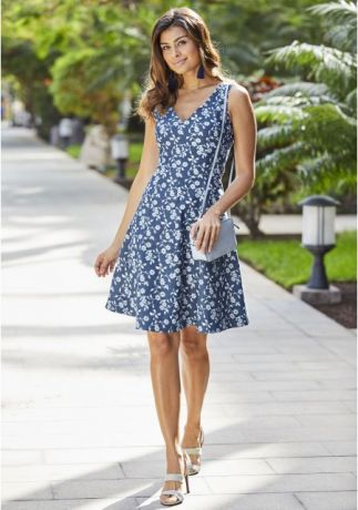 62f6f95662476e6 Купить Платье Quelle MY STYLE 1026019 – цена 2309 руб. в интернет ...