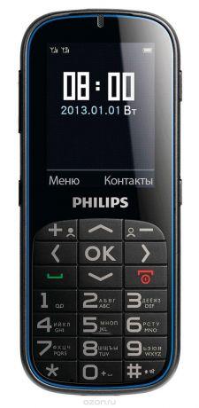 Купить Philips Xenium X2301, Black – цена 2999 руб. в интернет-магазине ozon.ru с отзывами и фото. Мобильные телефоны Philips