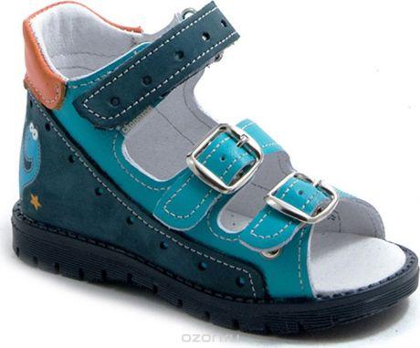 Купить Туфли для мальчика Скороход, цвет: синий, бирюза. 17-268-4. Размер 19 – цена 1560 руб. в интернет-магазине ozon.ru с отзывами и фото. Туфли для мальчиков Скороход