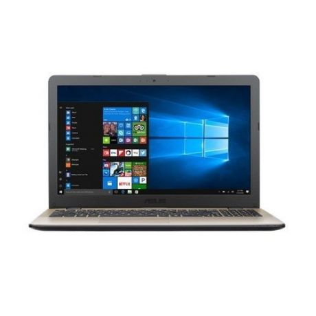 "Ноутбук ASUS VivoBook X541UV-DM1607T, 15.6"", Intel Core i3 6006U 2ГГц, 8Гб, 1000Гб, nVidia GeForce 920MX - 2048 Мб, Windows 10, 90NB0CG1-M24120, черный"