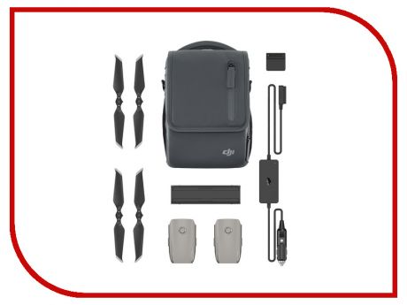 Комплект для квадрокоптеров Dji Mavic 2 Fly More Kit Part1