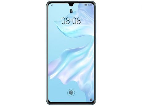 Смартфон Huawei P30 Breathing Crystal Kirin 980(2.6)/128 Gb/6 Gb/6.1