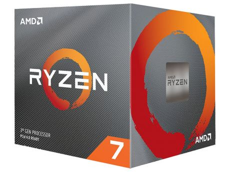 Процессор AMD Ryzen 7 3700X BOX 65W, 8C/16T, 4.4Gh(Max), 36MB(L2+L3), AM4 (100-100000071BOX)