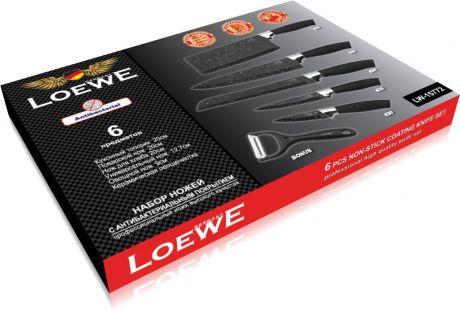 Купить Набор ножей 1х10 6 предметов LOEWE LW-15772 – цена 789 руб. в интернет-магазине ozon.ru с отзывами и фото. Ножи кухонные Loewe