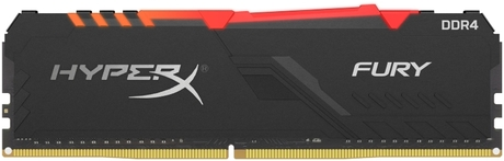 Оперативная память Kingston (HX434C16FB3A/8) DIMM 8GB DDR4 3466MHz DIMM 288-pin 1.2В/PC-27700/CL16
