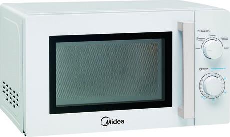 Купить Микроволновая печь Midea MM720CY6-W, белый – цена 3990 руб. в интернет-магазине ozon.ru с отзывами и фото. Микроволновые печи Midea