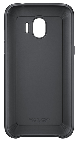 Кейс для смартфона Samsung EF-PJ250CBEGRU Dual Layer Cover для Samsung Galaxy J2 Black