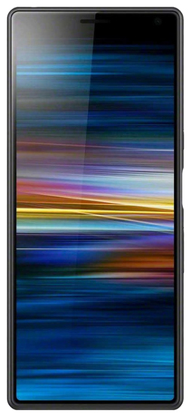 Смартфон Sony Xperia 10 I4113 64Gb Black