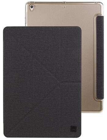 Чехол Uniq Yorker Kanvas (NPDAGAR-KNVPBLK) для iPad 10,5 Pro/iPad Air 2019 (Black)