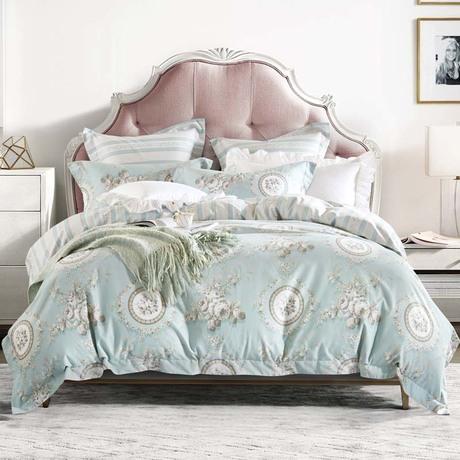 Купить Комплект постельного белья Pappel YGBH081ABM/150200F – цена 17290 руб. в интернет-магазине goods.ru с отзывами и фото. Комплекты постельного белья семейные Pappel