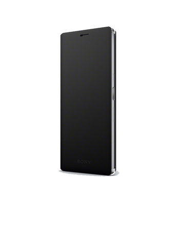 Чехол Sony SCSI20 для смартфона Sony Xperia 10 Plus, Black
