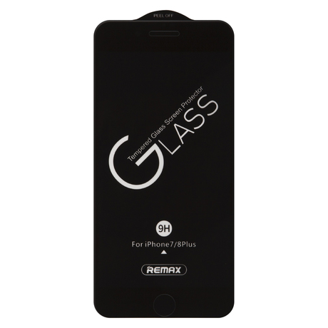 Защитное стекло Remax для Apple iPhone 7 Plus/iPhone 8 Plus Black