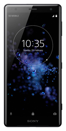 Смартфон Sony Xperia XZ2 DS 64Gb Liquid Black