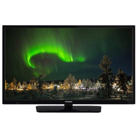 """Купить Телевизор Hitachi 32HE3000R 32"""" (2019) черный – цена 15990 руб. в интернет-магазине beru.ru с отзывами и фото. Телевизоры Hitachi"""