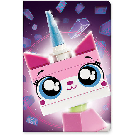 LEGO Канцелярский набор LEGO Movie 2: Unikitty, 2 предмета