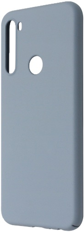 Чехол InterStep для Xiaomi Redmi Note 8T Grey