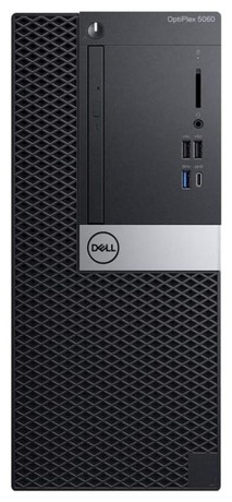 Системный блок Dell Optiplex 5060 Черный (5060-7670)