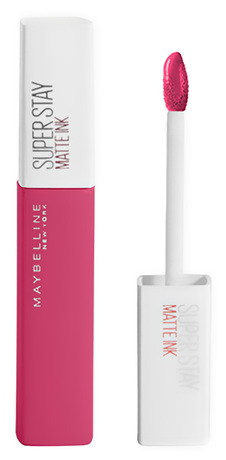 Помада MAYBELLINE NEW YORK Super Stay Matte Ink Pinks тон 150