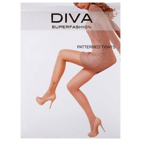 Купить Колготки DIVA SUPERFASHION 357 40 den, размер free size, черный – цена 99 руб. в интернет-магазине beru.ru с отзывами и фото. Колготки и чулки DIVA SUPERFASHION