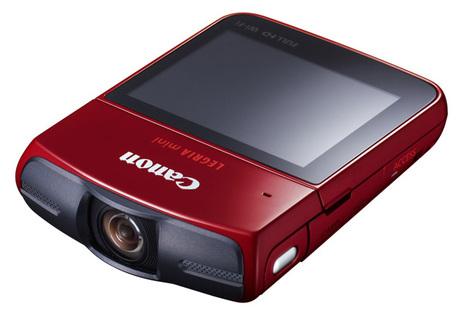 Купить Видеокамера цифровая Flash HD Pocket Canon Legria Mini Kit Red – цена 9295 руб. в интернет-магазине goods.ru с отзывами и фото. Видеокамеры Canon