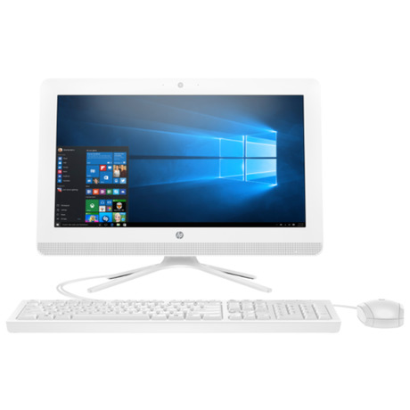 Моноблок HP 20-c432ur (7JT13EA) Intel Celeron J4005/4 ГБ/500 ГБ/Intel UHD Graphics 600/19.5