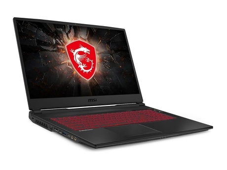 Ноутбук MSI GL75 Leopard 10SCXR-013RU Black 9S7-17E822-013 (Intel Core i5-10300H 2.5 GHz/8192Mb/512Gb SSD/nVidia GeForce GTX 1650 4096Mb/Wi-Fi/Bluetooth/Cam/17.3/1920x1080/Windows 10 Home 64-bit)