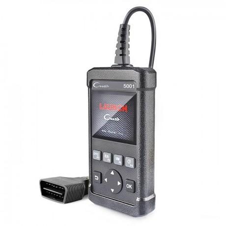 Купить Автосканер Launch Creader CR5001 – цена 3690 руб. в интернет-магазине sbermegamarket.ru с отзывами и фото. Автосканеры Launch