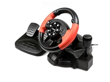 Купить Руль Dialog E-Racer GW-125VR – цена 2331 руб. в интернет-магазине pleer.ru с отзывами и фото. Игровые джойстики, геймпады, рули и аксессуары Dialog