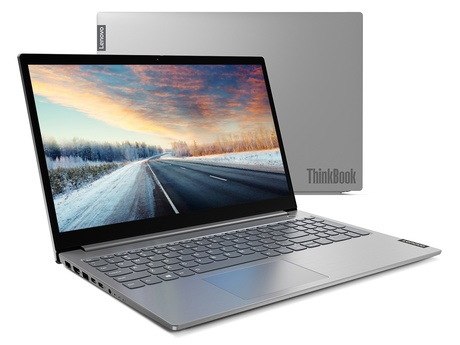 Ноутбук Lenovo ThinkBook 15-IIL 20SM0036RU (Intel Core i3-1005G1 1.2GHz/8192Mb/256Gb SSD/Intel HD Graphics/Wi-Fi/15.6/1920x1080/DOS)