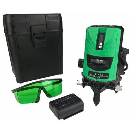 Купить Лазерный уровень самовыравнивающийся Zitrek LL4V1H-Li-GL зеленый – цена 3197 руб. в интернет-магазине beru.ru с отзывами и фото. Лазерные уровни и нивелиры Zitrek
