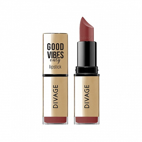 Губная Помада Divage Lipstick Good Vibes Only № 07