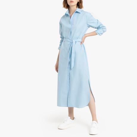Платье Рубашка Классика