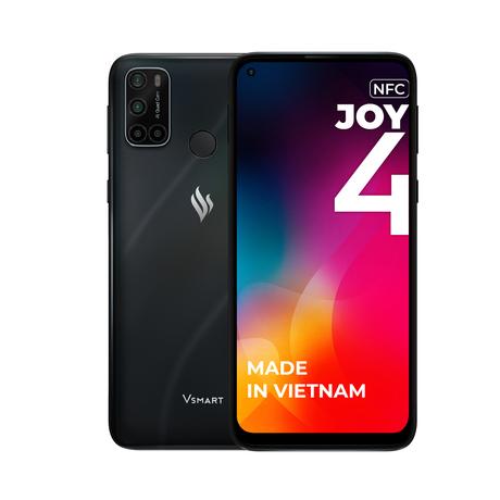 Купить Смартфон Vsmart Joy 4 4+64GB Onyx Black (FV441AEBLERUS) – цена 12990 руб. в интернет-магазине sbermegamarket.ru с отзывами и фото. Смартфоны Android Vsmart