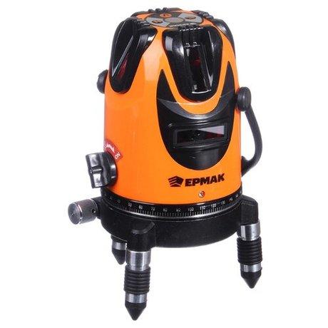 Купить Лазерный уровень ЕРМАК 659-142 оранжевый – цена 3195 руб. в интернет-магазине beru.ru с отзывами и фото. Лазерные уровни и нивелиры ЕРМАК