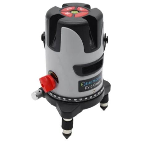 Купить Лазерный уровень Electrolite ЛУ-5 Green со штативом, серый – цена 6490 руб. в интернет-магазине beru.ru с отзывами и фото. Лазерные уровни и нивелиры Electrolite