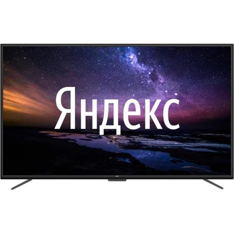 Купить Телевизор Leff 55U620S (2020) – цена 33990 руб. в интернет-магазине tvoydom.ru с отзывами и фото. Телевизоры Leff