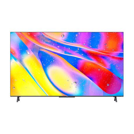 """Купить QLED телевизор TCL 55C725, 55"""", Ultra HD 4K – цена 59990 руб. в интернет-магазине citilink.ru с отзывами и фото. Телевизоры TCL"""