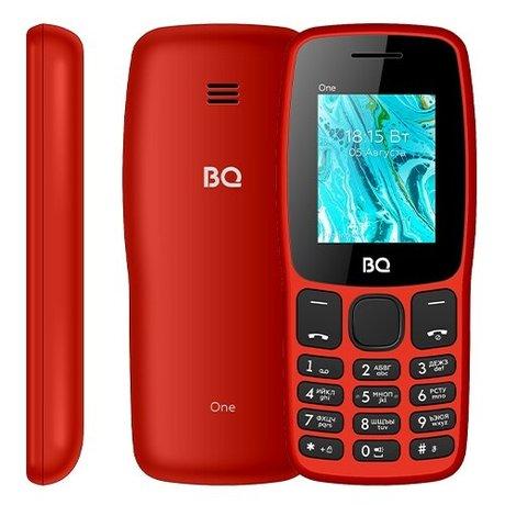 Купить Телефон BQ 1852 One, красный – цена 930 руб. в интернет-магазине pokupki.market.yandex.ru с отзывами и фото. Мобильные телефоны BQ