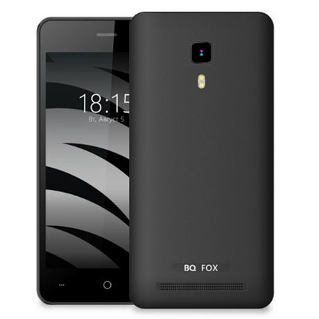 Смартфон BQ Mobile BQ-4526 Fox Titanium Gray