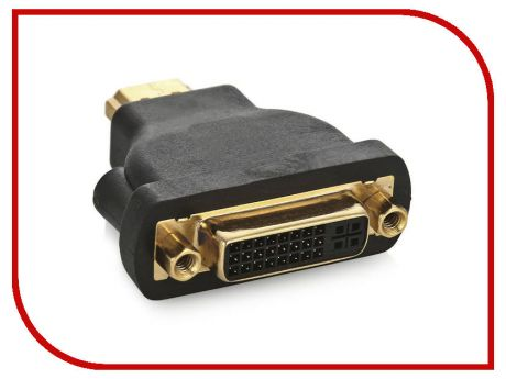 Аксессуар ATcom HDMI M to DVI F Black АТ9155