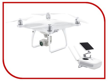 Квадрокоптер DJI Phantom 4+ Advanced