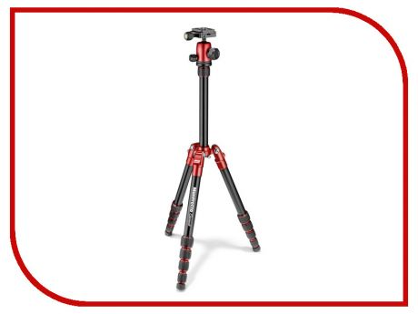 Штатив Manfrotto Element Traveller Red MKELES5RD-BH
