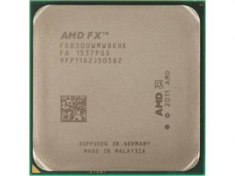 Процессор AMD FX-8300 FD8300WMHKBOX 3.3GHz Socket AM3+ BOX