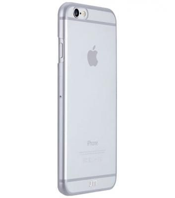 Накладка Just Mobile TENC для iPhone 6 iPhone 6S Plus серебристый PC-169MC