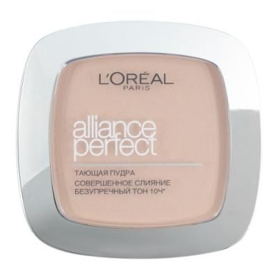 LOREAL ALLIANCE PERFECT Пудра для лица тон N2