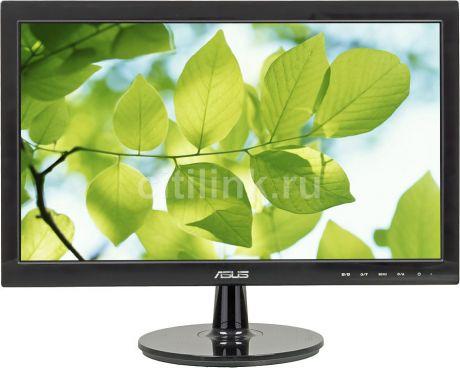 """Купить Монитор ЖК ASUS VS197DE 18.5"""", черный [90lmf1301t02201c-] – цена 5260 руб. в интернет-магазине citilink.ru с отзывами и фото. Мониторы ASUS"""