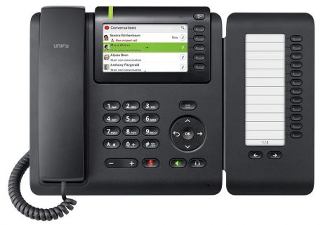 SIP телефон UNIFY COMMUNICATIONS OpenScape CP600 [l30250-f600-c428]
