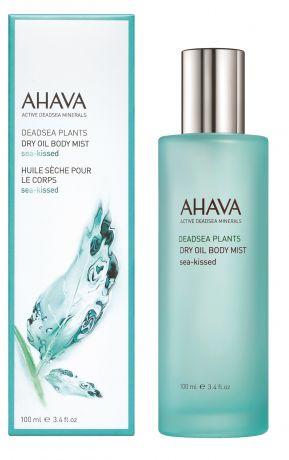 AHAVA Масло сухое для тела / Sea Kissed Deadsea Plants 100 мл