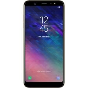 Смартфон Samsung Galaxy A6+ 32GB золотой