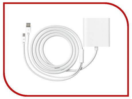 Аксессуар APPLE Mini DisplayPort / DVI Dual Link MB571Z/A